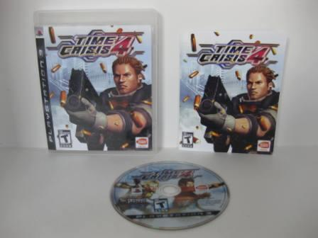 Time Crisis 4 - PS3 Game